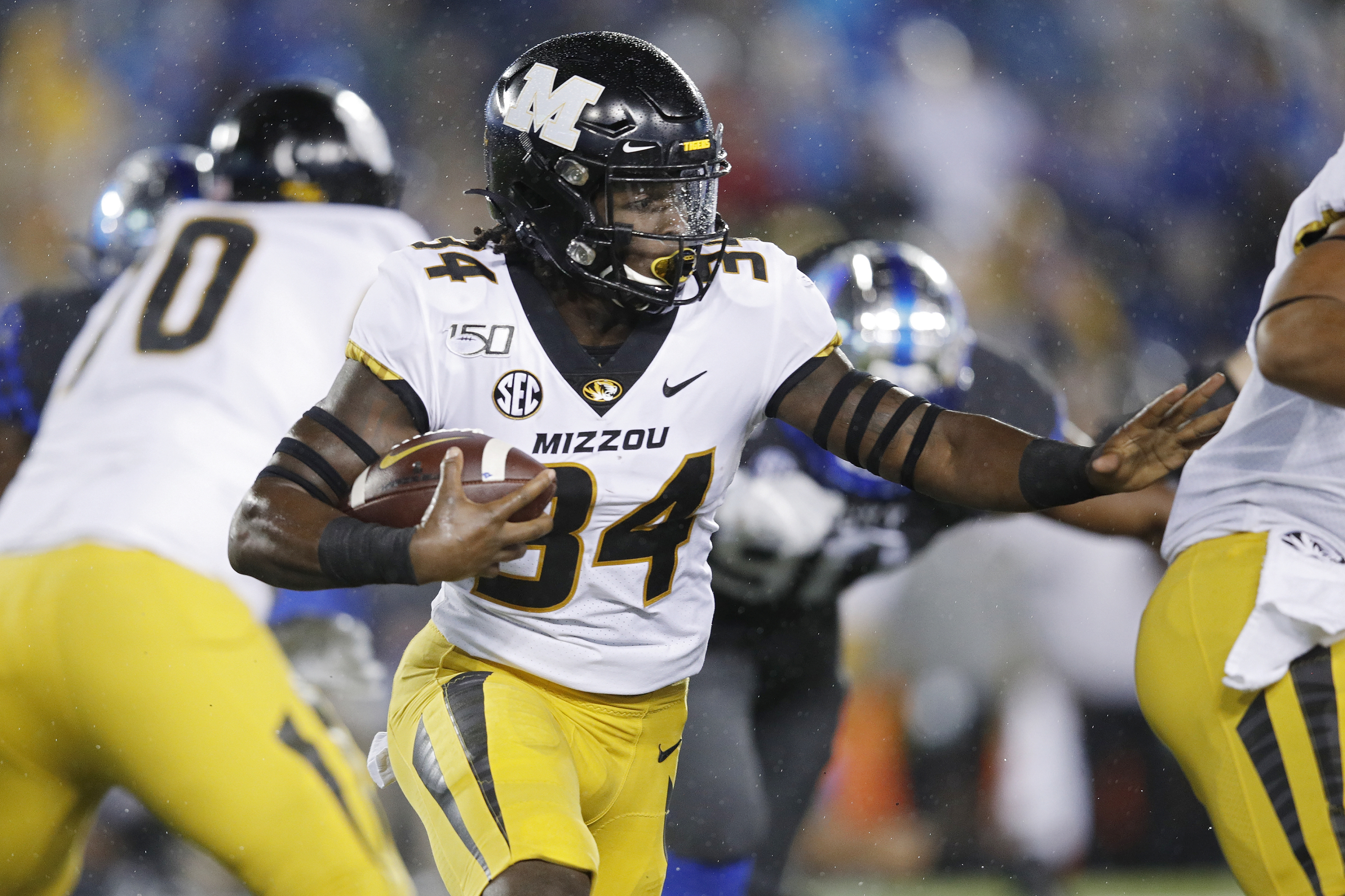 Mizzou Football Can Mizzou Pull Of An Upset Vs Lsu