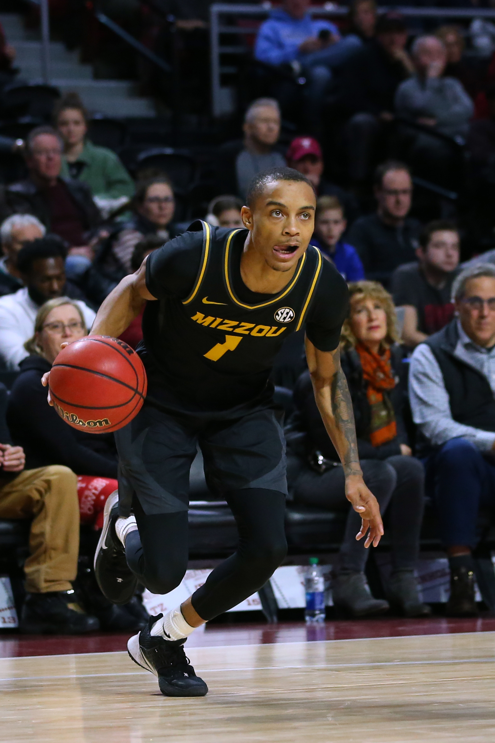 Mizzou Tigers top Ole Miss for second win in a row
