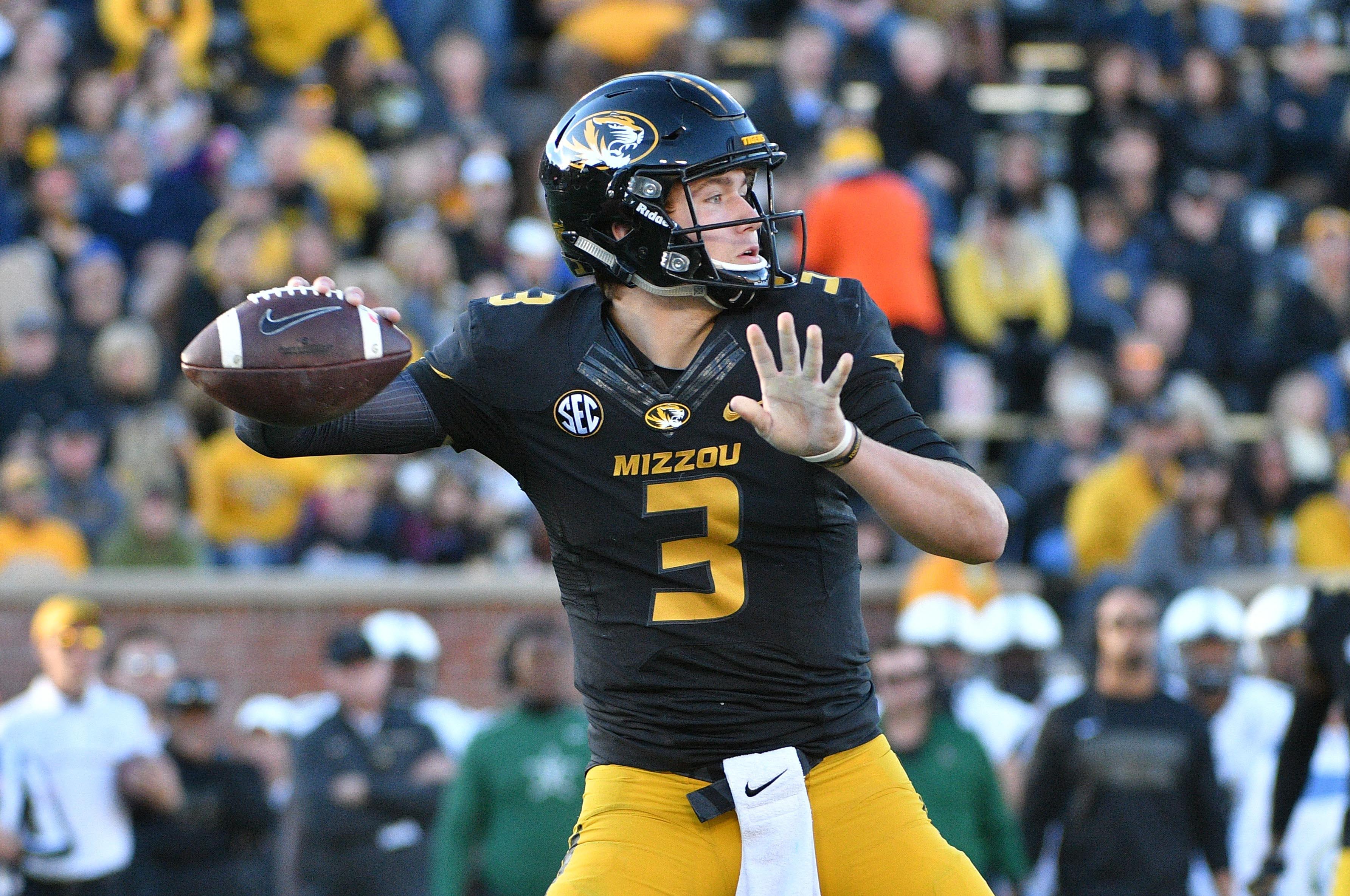Missouri Football: Ranking Missouri's best quarterbacks ...